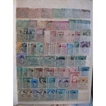 Egipto 1867/1981. Interessante Lote Com Mais De 640 Selos