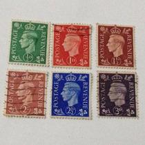 Selo - Inglaterra - Rei George Vi - 1937 (lote 40)