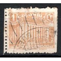Colombia 1947 * Capitólio * Palácio Nacional