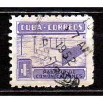 Cuba 1951 * Palácio Comunicações