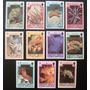 6659 Ilhas Virgens Britânicas - Fauna Marinha Série 1979 Cur