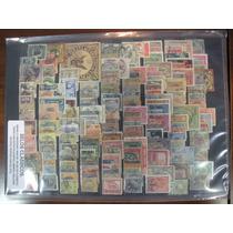 @ Brasil/universais. Mais/150 Selos Clássicos. Todos C/def.@