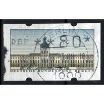 Alemanha * Franquia E$0,80 * Palácio Charlottenburg