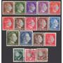 Alemanha - 1941-44 - Várias Emissões