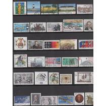 Alemanha - Coleção De 33 Selos Comemorativos - 7528