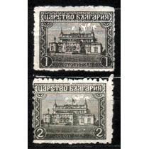 Bulgária 1919 * Palácio Sobranye