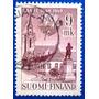 8369 Finlandia - Selo Yvert N 357 Circ
