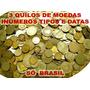Moedas Do Brasil - Lote Com 3 Só Amarelas Quilos.promoção !
