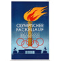 Olimpiadas-maximo Postal Austria-1936-selo Carimbo Vers0