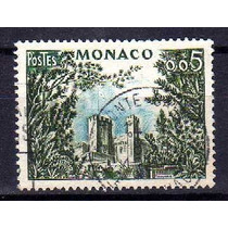 Monaco 1960 * Palácio .de Mônaco 5c