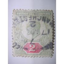 Selo Inglaterra - Rei Edward Vll - 1902