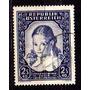 Áustria 1952 * Estímulo .a Escrever Cartas * Jovem Estudante