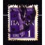 Itália 1930 * Espírito .do Vôo * Aéreo