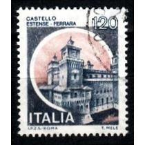 Itália 1980 Castelo Estense * Ferrara * 120 L