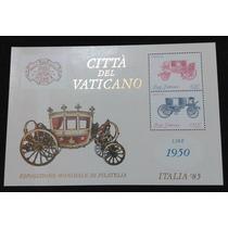 C12- Bloco, Vaticano, Carruagens - Nnn