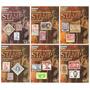 Catálogo De Selos Mundiais Scott Stamp 2009 Em 3 Dvds