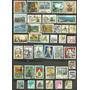 218 Sls- Brasil- Lote 40 Selo Postal- 76 - 78 - 79 - 80 - 85
