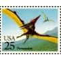 Estados Unidos 1989 Animais Pre Historicos