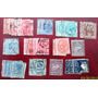 Fil A011 Nova Gales Do Sul Lote Com 36 Selos Circulados