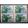 A2226 Brasil - Aéreo Nº 37a Filigrana Casa+ Letras Menores