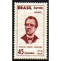 Brasil Aéreos 105 Y Marmorizado Visconde De Porto Seguro Nnn