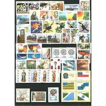 Ano Completo-1983 - 54 Selos
