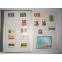 Av 587 - Coleção Selos Brasil Ano 1981 Completa