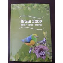 2009 - Coleção Anual Selos Correios Brasil 2009