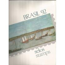 Brasil -coleção Anual De Selos Do Brasil - 1992 -3