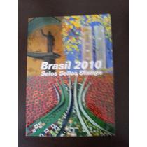 2010 - Coleção Anual Selos Correios Brasil 2010