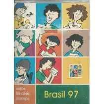 1997 - Coleção Anual Selos Correios Brasil