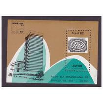 Bloco B-55 1982 Brasiliana 83