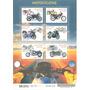 Bloco Brasil, Motocicletas