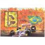 Bloco Brasil, Brasil-campeão Mundial De Pilotos F1- Piquet