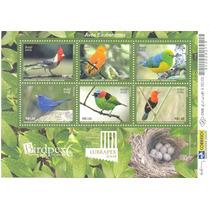 Bloco Brasil, Aves Exuberantes Brasileiras - B-153