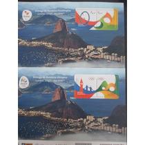 Conjunto Completo Dos Blocos Da Entrega Da Bandeira De 2012