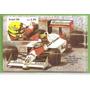 Ml-3617 Selo Brasil (bloco Camp. Mun. Pilotos F1) 1989 B2-79