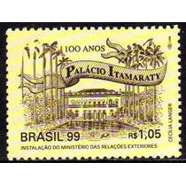 Brasil C 2236 Palácio Itamaraty 1999 Nnn