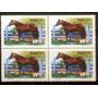 Quadra Nova - C-1444 - Cavalos De Raça Bras. - 1985