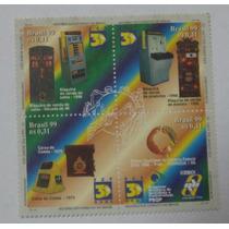 Bela Quadra Especial Ano 1999 - Rhm C-2188 A C-2191