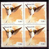 Quadra Nova C-1198 - Beija Flor Chifre De Ouro - 1981
