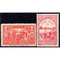 Brasil 1908 - Exposição Nacional E Abertura Dos Portos (2)