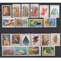 Ano 1988-89 - Coleção De 20 Selos Novos - 7041