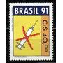 Brasil 1991 * Combate .as Drogas * Injetável