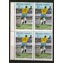 Brasil 1969 Milésimo Gol Pelé Quadra C-658 Mint (076qc658)
