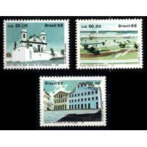 Brasil 1988 * Lubrapex * Xllª Expo Filatél Luso Brasil Porto