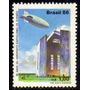 Brasil C 1541 Aeroporto Bartolomeu De Gusmão 1986 Nnn
