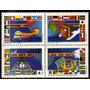 Brasil C 1621/24 Ect Serviços Especiais 1989 Nnn