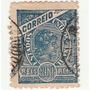 Selo Antigo - Brasil - Correio - 1908 - 200 Réis - Ab