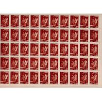 1959 C-433 Folha Selos Brasil Ix Jogos Infantis Rj Rhm R$75